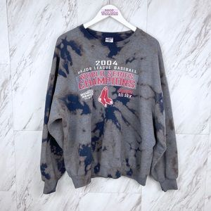 Vintage 2004 Boston Red Sox Sweatshirt